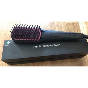MicroPure Hair Straightening Brush